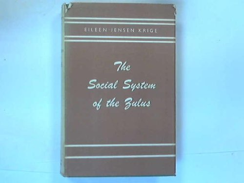 9780869850077: Social System of the Zulus