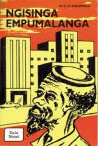 9780869851715: Ngisinga Empumalanga: Zulu Novel