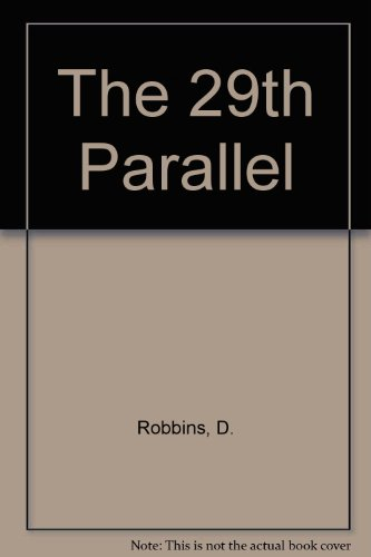 9780869859919: The 29th Parallel