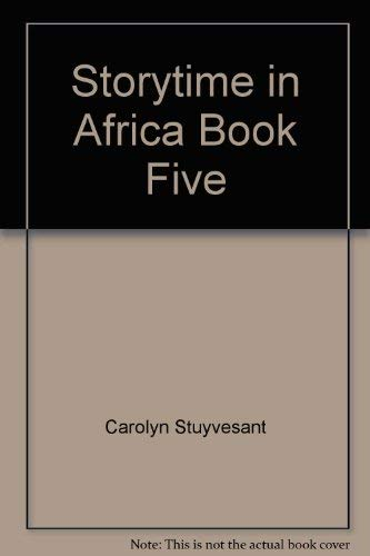 9780869872222: Storytime in Africa Book Five