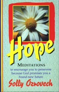 Hope (Daily Devotionals Series) (0869977067) by Solly Ozrovech