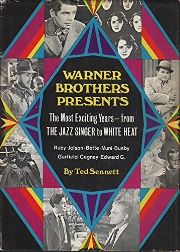 "Warner Brothers Presents The Most Exciting Years-from ""The Jazz Singer"" to ""White ..."