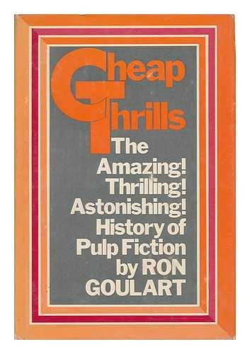 9780870001727: Cheap thrills;: An informal history of the pulp magazines