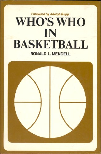 9780870002229: Who's Who in Basketball