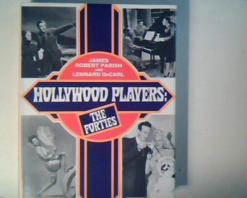 9780870003226: Hollywood players: The forties
