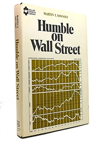 9780870003301: Humble on Wall Street