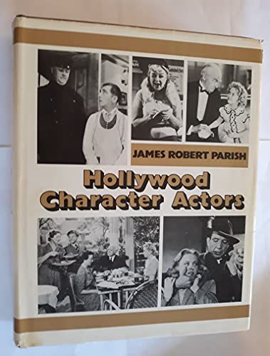 Hollywood Character Actors