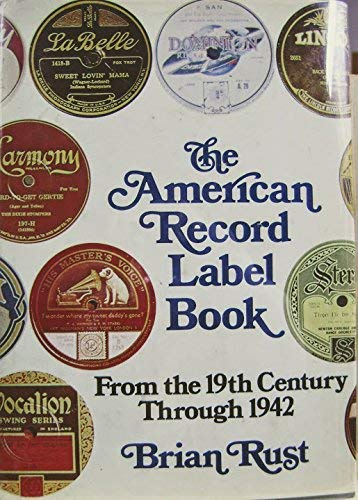 9780870004148: American Record Label Book