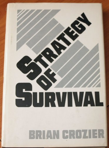 9780870004216: Strategy of survival