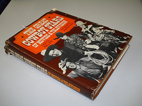9780870004292: The Great Cowboy Stars of Movies & Television