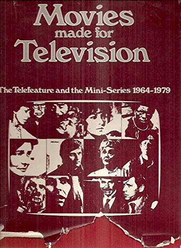 9780870004513: Movies made for television: The telefeature and the mini-series, 1964-1979