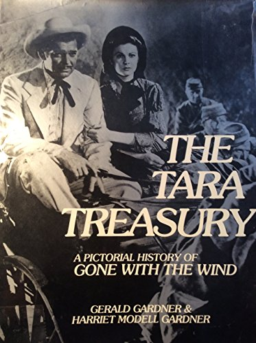 "9780870004827: Tara Treasury: Pictorial History of ""Gone with the Wind"""