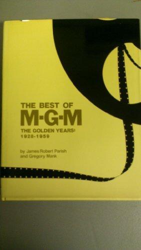 Best of M. G. M.: The Golden: Parish, James Robert,