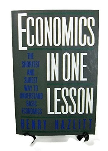 9780870005176: Economics in One Lesson