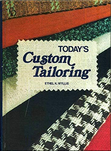 9780870020629: Today's custom tailoring