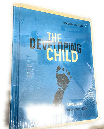 9780870020971: The developing child,