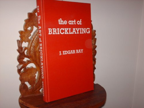 9780870020988: The Art of Bricklaying