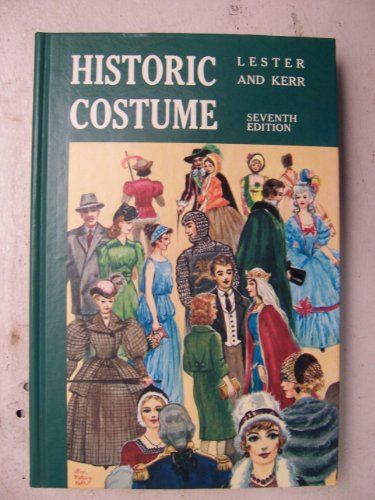 9780870021749: Historic costume: A resume of style and fashion from remote times to the nineteen-seventies