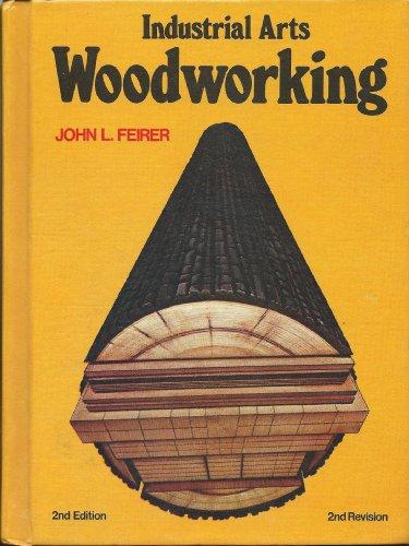 9780870023408: Industrial arts woodworking