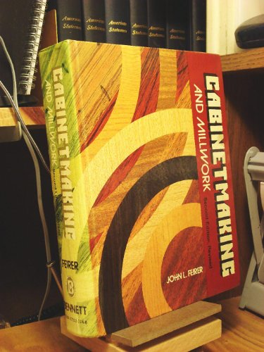 9780870023743: Cabinetmaking and millwork
