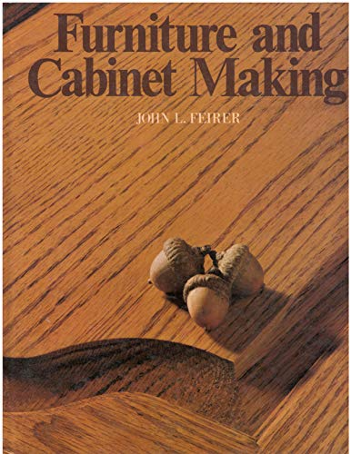 9780870023880: Furniture and Cabinet Making