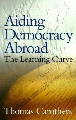 9780870031694: Aiding Democracy Abroad: The Learning Curve