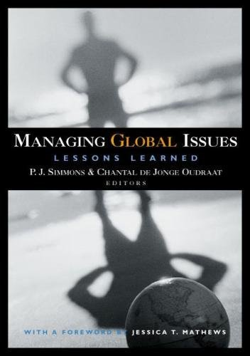 9780870031830: Managing Global Issues: Lessons Learned