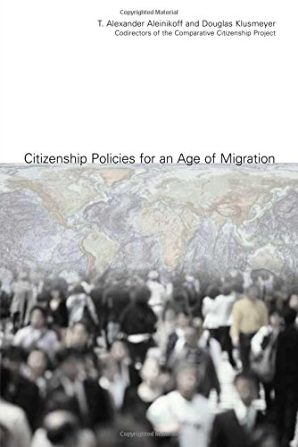 9780870031878: Citizenship Policies for an Age of Migration