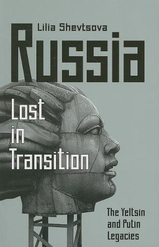 9780870032363: Russia - Lost in Transition: The Yeltsin and Putin Legacies