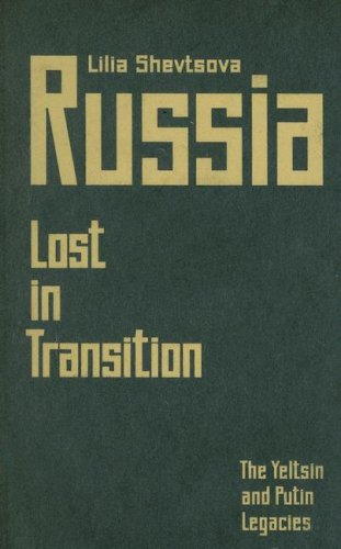 9780870032370: Russia, Lost in Transition: The Yeltsin and Putin Legacies