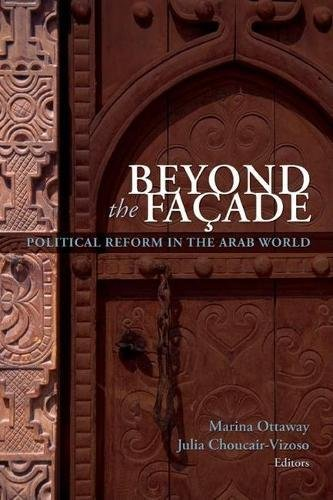 Beyond the Facade: Political Reform in the Arab World (Hardcover)