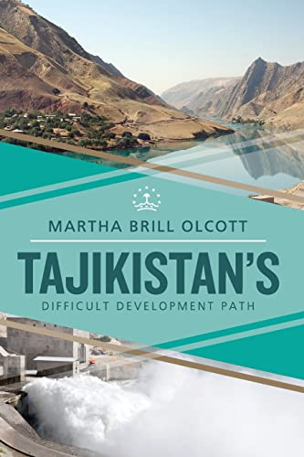 9780870032738: Tajikistan's Difficult Development Path