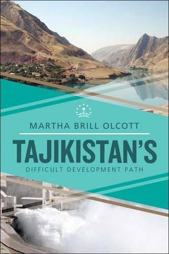 9780870032745: Tajikistan's Difficult Development Path