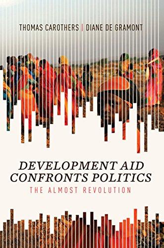 9780870034015: Development Aid Confronts Politics: The Almost Revolution