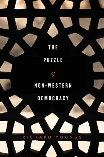 9780870034282: The Puzzle of Non-Western Democracy