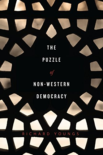 9780870034299: The Puzzle of Non-Western Democracy