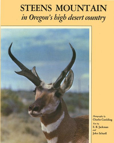 Steens Mountain in Oregon's High Desert Country (SIGNED)