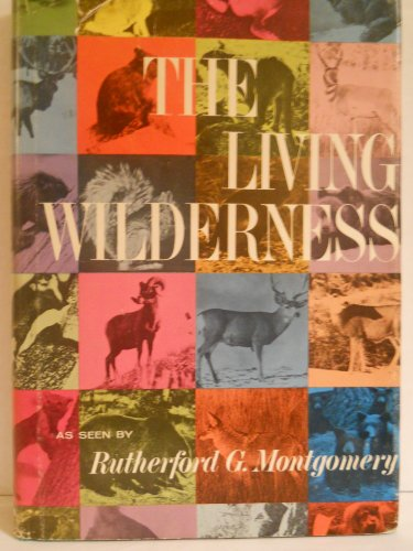 9780870041310: The Living Wilderness
