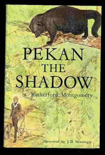 9780870041327: Pekan the Shadow