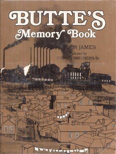 9780870042454: Butte's Memory Book