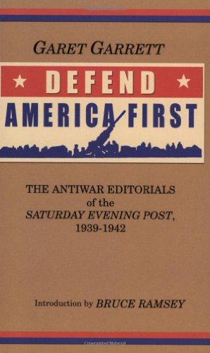 9780870044335: Defend America First