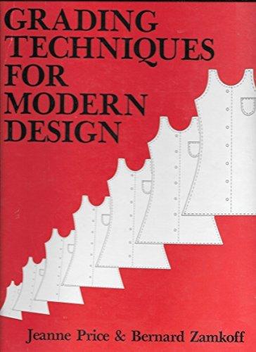 9780870051029: Grading Techniques for Modern Design