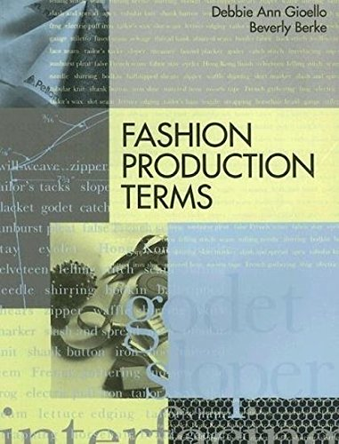 9780870052002: Fashion Production Terms (Language of Fashion Series)