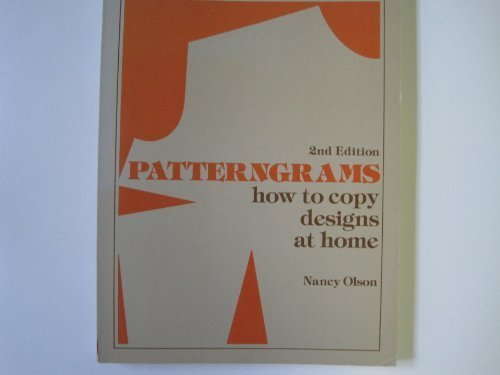 9780870053122: Patterngrams: How to Copy Designs at Home