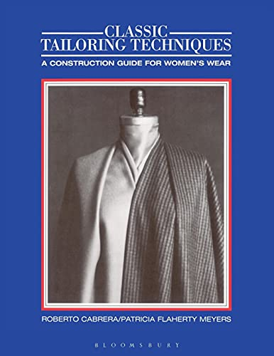 9780870054358: Classic Tailoring Techniques: A Construction Guide for Women's Wear