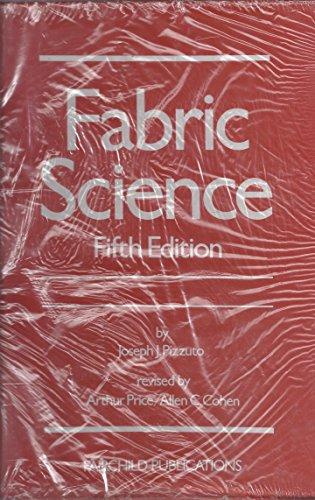 9780870055713: Fabric Science