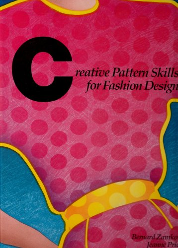 9780870056826: Creative Pattern Skills for Fashion Design (F.I.T. Collection)