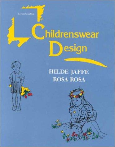 Childrenswear Design: Jaffe, Hilda, Rosa, Rosa