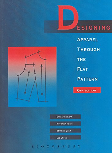 9780870057373: Designing Apparel Through the Flat Pattern