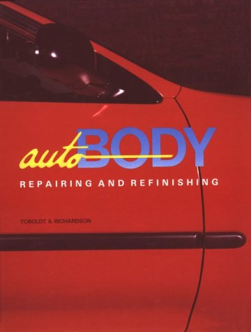 9780870060182: Auto Body Repairing and Refinishing